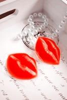Seal красные губы sill груди