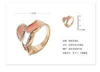 купить 2 шт. скидка нами $ 10 ] аксессуары Cole форма юбка кольцо мода женский палец кольцо роза