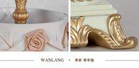 wanlang мода элегантный уникальный ofhead лампы небольшой 5599