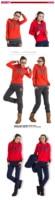 2 комплект 1808 осень и зима с капюшоном свободного покроя комплект свитшот twinset для женщин большой размер реальные фотографии с модель