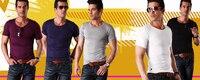твердые классические мужские рубашки, короткий рукав рубашки, качество модальные тесная тонкий о-образным вырезом свободного покроя рубашки, пять цветов м-XXXL и бесплатная доставка