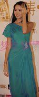 стелла бесплатная доставка платье качество качество платье вечернее платье настроить ll090 одно плечо голубой