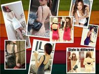 женская уплотнения кожи - земля-Дрезден все-матч мода популярные : гель cel платье тонкий юбка Novel бесплатная доставка
