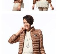 bosideng женщин-женщин мода брошь украшения с коротким дизайн b1201030