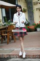 школа форма комплект preppystyle школа форма девочки класс обслуживания сейлор костюм