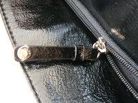 бесплатная доставка горячая классический! все-матч Остин блеск ламинированный сумка