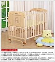 детская кровать mc368y dweh экологичный по уходу за детьми кровать ремень свингер колыбель