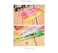 творческих канцелярских вкус конфеты цвет светящийся цвет маркер маркер 30 шт./лот