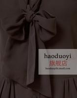 лук шеи высокая Tale рукавов цвет Chef чел сочетает юбка шорты 3 6