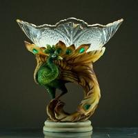 мода кристалл фрукты фрукты фрукты компотьер отсутствие pow качество бизнес подарок