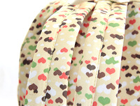 тенденция уми опрятный стиль холст школы сумка сладкая любовь многоцветный свободного покроя рюкзак