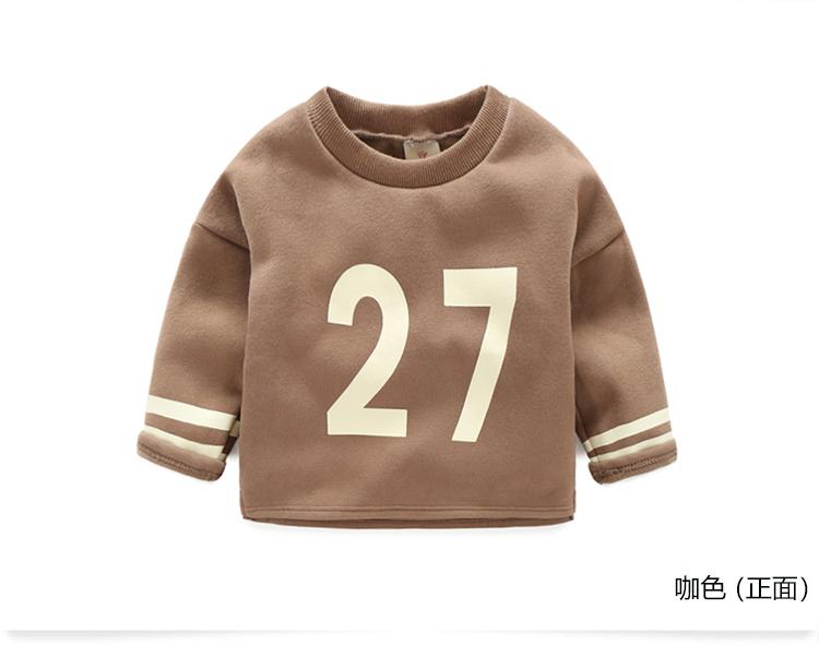 TB2S2a1aX95V1Bjy0FlXXaBbXXa !!20333751 - Baby boy sweatshirt 2018 autumn Boys Long Sleeve Tops Baby Boys T shirt kids o-neck tops 2T-10Y