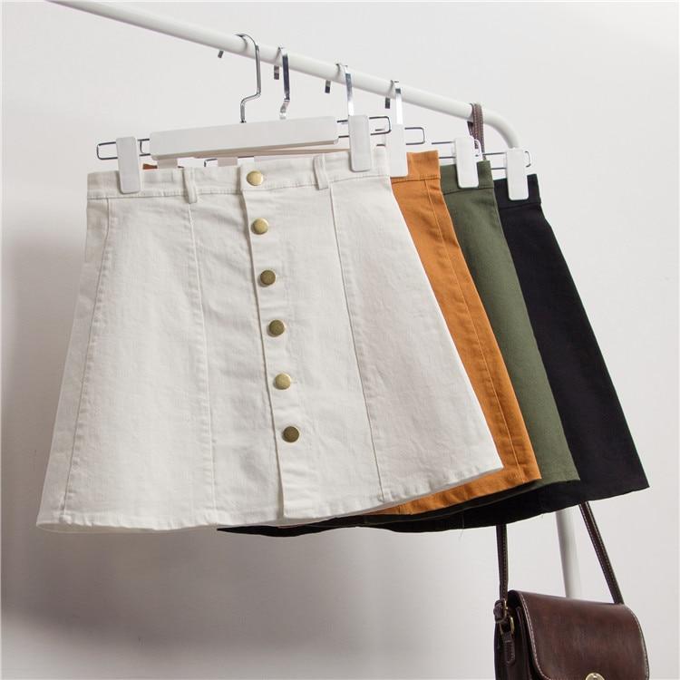 TB2bwR3tXXXXXa.XpXXXXXXXXXX !!2543761373 - Girls Skirt Mini Denim zipper front skirt PTC 65