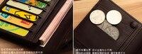 новое поступление мужчины из натуральной кожи мужская натуральной кожи длинная кошельки известный бренд мужчины кошельки из кожи