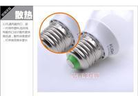 качество плитка супер яркий 3 плитка шар со светодиодной подсветкой лампочка глаз лампочка Лампа E27 большой винтовой крышкой