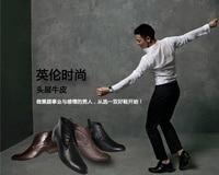 весна-мужчин ботинки приливного течения мужской ботинки мода мартин ботинки мода острым носом мужской кожи
