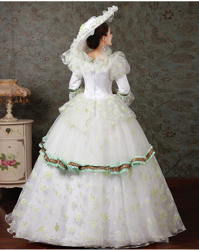 women dress Elegant fashion female royal clothing costume royal female clothes series 14
