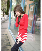 женщин весна средней длины - с kruger стоит пос основной рубашка свитер