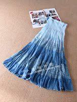 Bohemia line платье платье в стиле богемный верхнюю часть Probe юбка до бедра Serena странице платье подтяжк юбка юбка