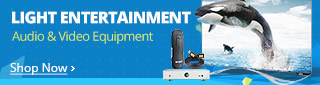Audio & Video Equipment