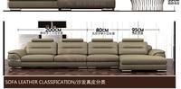 Casa диван угловой диван сочетание neal размера и более импортируем из первый слой из Pepe специальный диван завод точек искусства