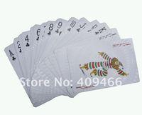 горячая рекламные специальная золотая Волга GAL карты и покер для искусство игр с бесплатная доставка