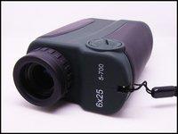 6 х 25 гольф лазерным дальномером монокуляр 700 м / г