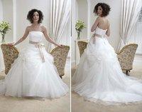 бесплатная доставка - 2010 новый Bose Уэйд Уэйд платье платье свадебные платья большой размер мм9
