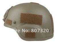 страйкбол военная армия шлем мич 2000 + тан гора