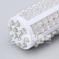 бесплатная доставка высокое качество 240 в 6 вт лампы E14 108 из светодиодов теплый белый формы мозоли осветительная лампа