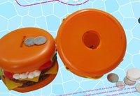 бесплатная доставка творческий гамбург может бургер копилка копилку подарок ребенку op008