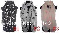 10 шт. / много женщины в нас нам скучно печати шарф SAL ребенок 180 см * 110 см