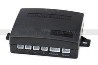 4 система датчики 12 В светодиодный дисплей индикатор парковка автомобиль автоматический резервного Companion brat комплект радар комплект