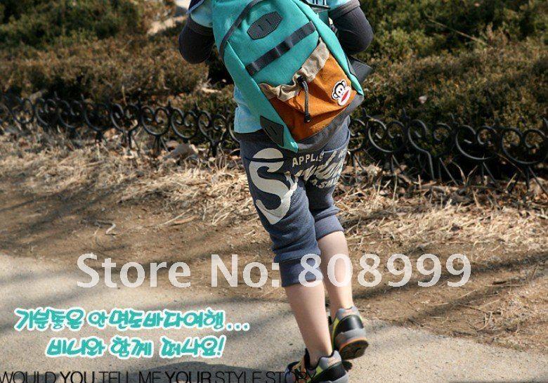 b65a577d6e8c Hot summer 3 8yrs Children Letter printing trousers baby Boys girls ...