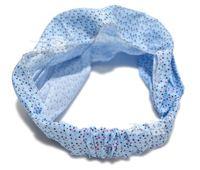 6 цветов 15 шт./лот точка печать хлопка повязка на голову девушки детей банданы платок группа 1 - 3 год для детей девушки