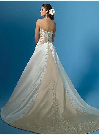 German Bridal Dress