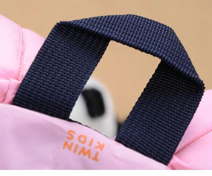 30c6180f89 Free shipping Korea brand Twin kids Children s backpacks for kids ...