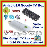 нация ug802 двухъядерный Core микрофон-A9 процессор 1.2 ггц rk3066 квада оперативной памяти с WiFi 1 гб ПЗУ 4 гб Google коробки коробка обновление издание mk802