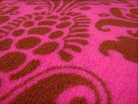 бесплатная доставка продажа 120 * 180 см бренд роскошный 100% из микрофибры полиэстер одеяло / чистый уютный ватки одеяло / бросок