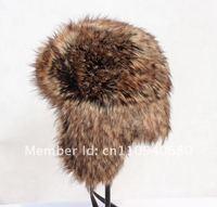 мода зима теплая шапка ухо защиты шляпа ветронепроницаемую женщины / мужчины шляпа с бесплатная доставка