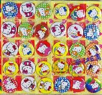30 шт 4, 5 см Хелло Китти bulk знак продувки для дети игрушки
