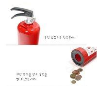 бесплатная доставка оригинальность огнетушитель монеты копилку, сохранение г, прекрасный подарок малышей, новинка игрушка