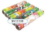 10 шт./лот новое для детских игрушек волшебный калейдоскоп отправить детей это идеальный подарок бесплатная доставка заказ смешивания