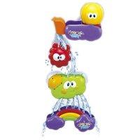 бесплатная доставка оптовая дети игрушки пластиковые игрушки ванной душа небольшой водопад