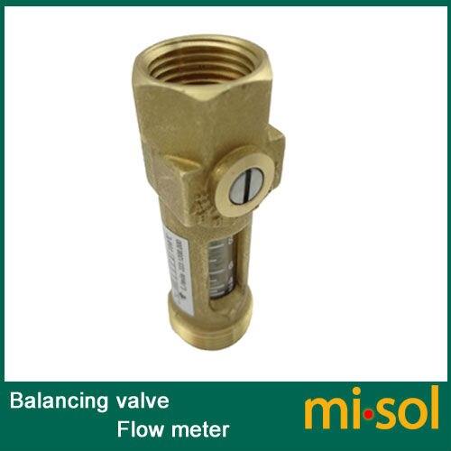 Balancing-valve--Flow-meter-3