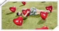 """бесплатная доставка оптовая продажа 10 шт. продвижение игрушки 30 """" выпускников Волга воздушный шар для свадьбы на день рождения ну поливать, helium любовь в форме сердца НД"""