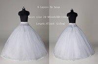 многослойные чистая свадебные кринолин юбки нижняя