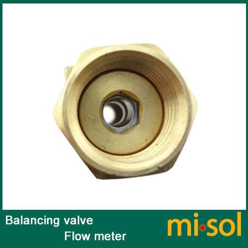 Balancing-valve-Flow-meter-4