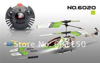топ-продавца 3 канала вертолет управления по радио игрушки, 50% скидка между китаем новый год, только 18.99 $ 6020, бесплатная доставка