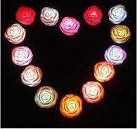 2489 красочные градиента вырос лампа светодиодная романтическая роза роз красочных ночник [ минимальный заказ $ 5, смешать или отдельный